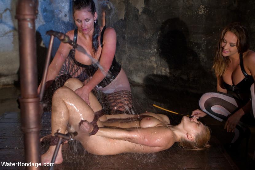 Part 2: Wet Stalkings Waterbondage.com – sexytube.vip