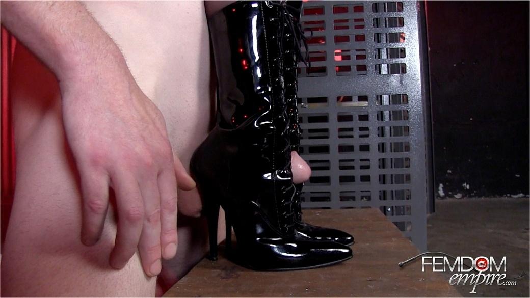 Thigh High Boots Fuck