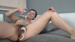 Aga breaks out of handcuffs.. Wearehairy.com – sexytube.vip