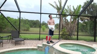 Pool Boy Forced To Be Their.. Subbyhubby.com – sexytube.vip